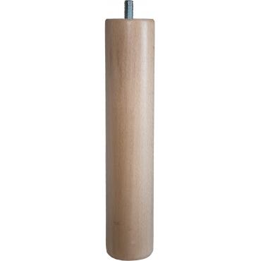 Pata somier de madera haya